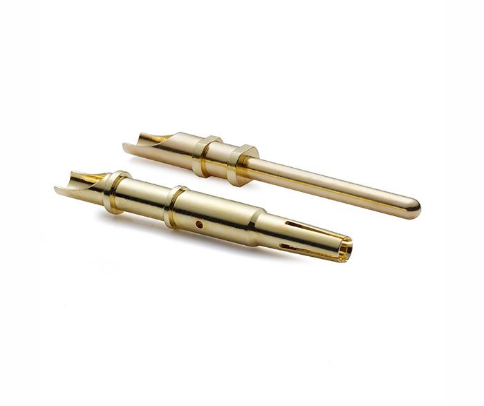 航空连接器公母PIN