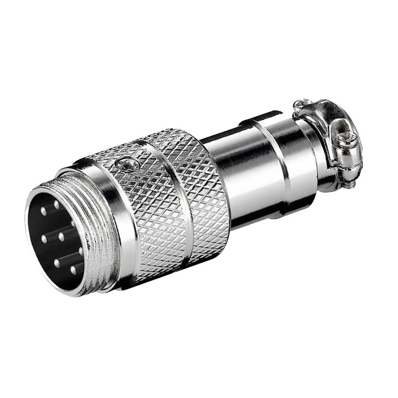 麦克风连接器 电连接器 DIN连接器 XLR连接器金属零部件定制加工