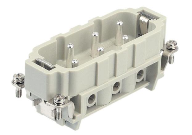 电连接器的主要类型-矩形连接器