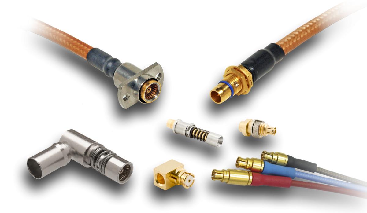 射频同轴连接器接插件发展概况
