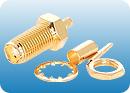 常见同轴连接器接插件通用常识