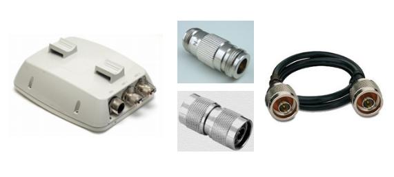 常见射频线缆连接器接插件接头
