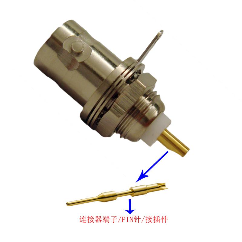 常见的射频连接器接插件有几种?