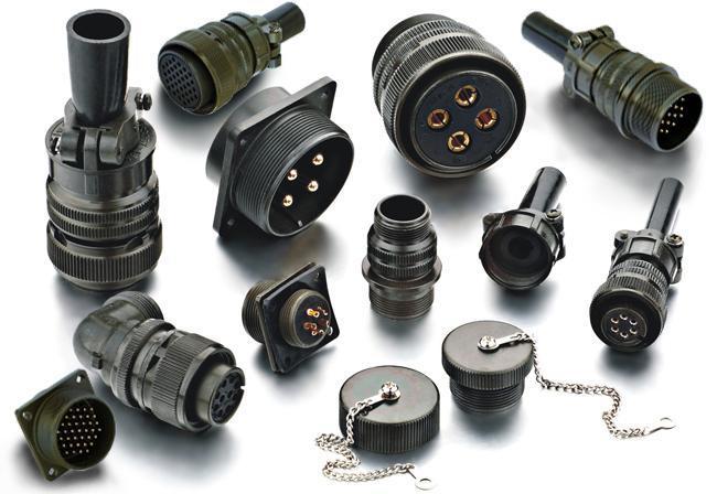 军用电连接器接插件概述