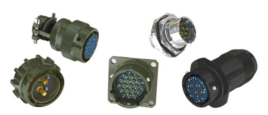 军用电连接器接插件的电性能参数