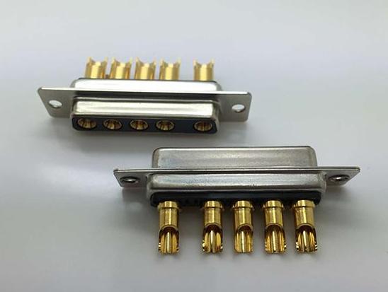 圆形电连接器接插件概述