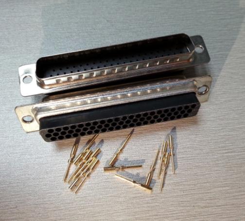 矩形电连接器接插件适用的军用标准