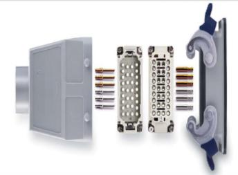 D系列矩形电连接器接插件验收项目及要求