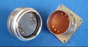 分离脱落电连接器接插件产品型号命名方式
