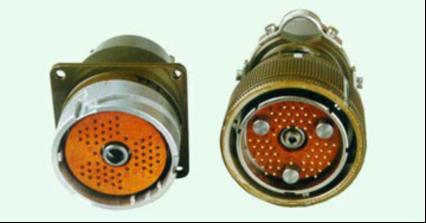 YF1型圆形分离电连接器接插件产品介绍