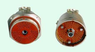 YF5-127型高真空分离电连接器接插件