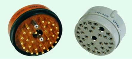 YF7型剪切分离电连接器接插件