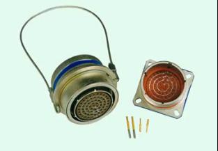 YF11系列圆形分离电连接器接插件
