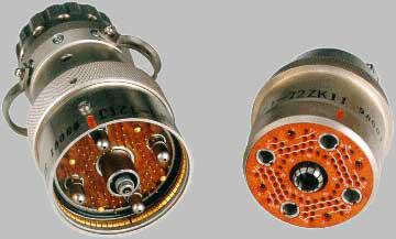 YSF1水下分离电连接器接插件