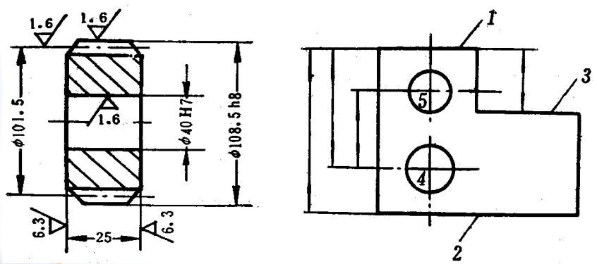 机加工中工件的基准是指什么?