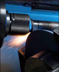 机械加工中表层金属的金相组织变化