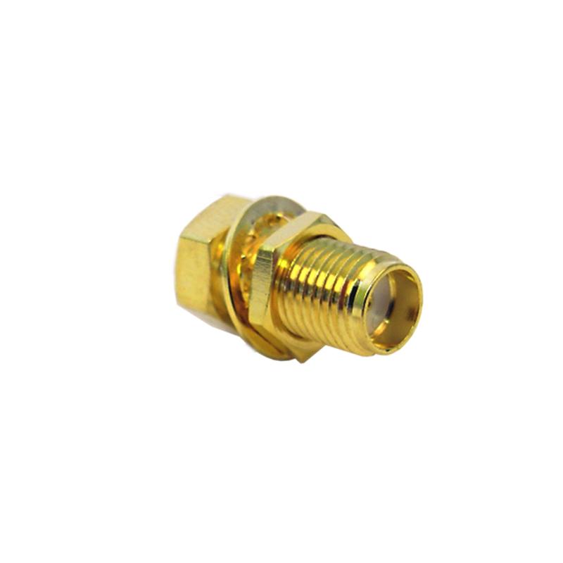 Sma连接器 TNC连接器 金属零部件加工定制