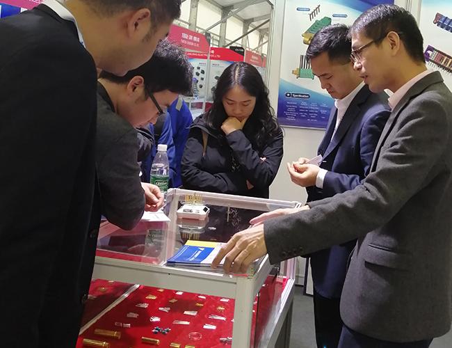 鹏基精密工业2019慕尼黑上海电子展圆满结束!