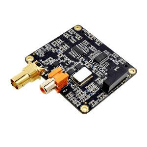 数字音频S / PDIF Raspberry连接器金属零部件加工定制